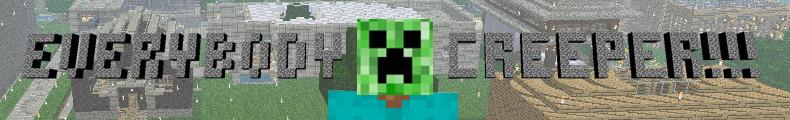 """Minecraftのクリーパー先生に誰でもなれる顔コンバータ """"Everybody Creeper"""""""